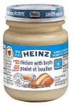 Heinz Chicken Infant Food Recall [Canada]