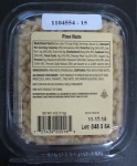 Superior Nut & Candy Pine Nut Recall [US]