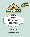 Today's Harvest Frozen Vegetable Recall [US]