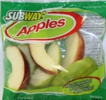 Subway brand Fresh Foods Sliced Apple Recall [US]