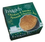 Higgidy Chicken & Chorizo Pie Recall [UK]
