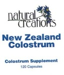 Natural Creations New Zealand Colostrum Recall [US]