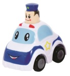 Schylling Police Car Toy Recall [US & Canada]