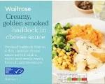 Waitrose Smoked Haddock in Cheese Meal Recall [UK]