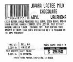 Jivara Lactee Milk Chocolate Valrhona Recall [US]