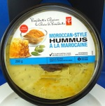 President's Choice brand Moroccan-Style Hummus