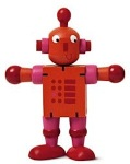 Tiger Stores Wooden Flexi Robot Recall [UK]