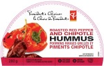 PC Hummus and Dip Recall Expands [Canada]