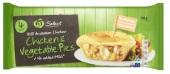 Woolworths Chicken & Vegetable Pie Recall [Australia]