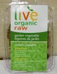 Live Organic Vegetable Cracker Recall [Canada]