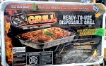 EZ Grill Ready-to-Use Disposable Grill Recall [Canada]