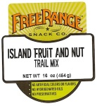Free Range Snack Island Fruit and Nut Trail Mix and Bulk Macadamia Nuts Recall [US]