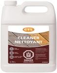 CIL Scrub-Free Deck Cleaner Recall [Canada]