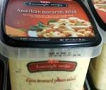 Hy-Vee American Macaroni Salad Recall [US]