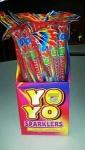 Jake's Fireworks YoYo Sparkler Recall [US]