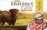 Instinct Raw Chicken Formula for Dogs Recall [US]