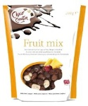 "Choco Creation recalls certain packages of Choco Creation Fruit Mix due to possible mislabeling and undeclared peanuts, a known allergen, source of dietary intolerance and possible triggers of Anaphylaxis, a serious and potential fatal situation, requiring immediate medical intervention. CTSI: http://ht.ly/R82Dh Direct link: http://www.tradingstandards.uk/advice/advice-recall-item.cfm?id=313646 Choco Creation Fruit Mix Recall [UK] Additional information: The UK Chartered Trading Standards Institute (""CTSI"") reports the following Snack Foods subject to this recall"