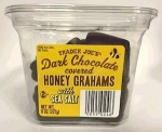 Trader Joe's Chocolate Honey Graham Recall [Canada]