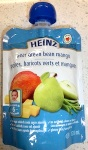 Heinz Pear Green Bean Mango Baby Food Recall [Canada]