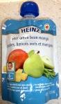 Heinz Pear Green Bean Mango Baby Food Recall [Canada]