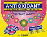 Ultimate Antioxidant Dietary Supplement Recall [US]