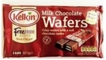 Kelkin brand Milk Chocolate Wafer Recall [UK]
