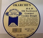 Okarche All Frozen Cookie Dough Recall [US]