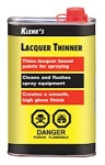 Klenk's Lacquer Thinner Recall [Canada]