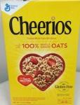 Cheerios & Honey Nut Cheerios Cereal Recall [US]