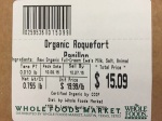 Whole Foods Papillon Roquefort Cheese Recall [US]