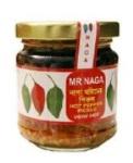 Mr Naga brand Hot Pepper Pickle Recall [UK]