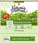Nature's Promise brand Organic Edamame Beans Recall [US]