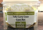 Whole Foods brand Tofu Curry Cous Cous Recall [US]