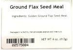 Zenobia Ground Flax Seed Meal Recall [US]