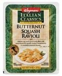 Wegmans Italian Classics Butternut Squash Ravioli Recall [US]