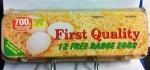 First Quality Free Range Egg Recall [Australia]