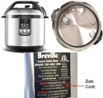 Breville Fast Slow Cooker Recall [Canada]
