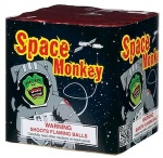 Space Monkey Fireworks Recall [US]