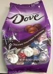 Dove brand Chocolate Snowflake Assortment