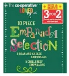 Co-operative Empanada Selection Recall [UK]