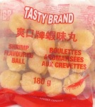 Tasty brand Shrimp Flavoured Ball Recall [Canada]