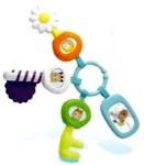 Simba Cotoons Key Rattle Toys Recall [Canada]