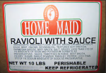 Home Maid Beef Ravioli Recall [US]