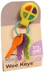 Mirari Wee Key Toy Baby Rattle Recall [Canada]