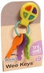 Mirari Wee Key Toy Baby Rattle Recall [Canada]