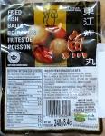 Mannarich Food brand Fried Fish Ball Recall [Canada]