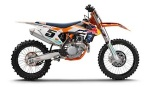 KTM SX-F Motorcycle Recall [US]