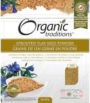 Organic Traditions Flax & Chia Recall [US]: