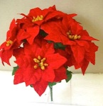 Michaels Artificial Poinsettia Recall [US & Canada]