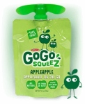 GoGo SqueeZ Applesauce Pouch Recall [US]